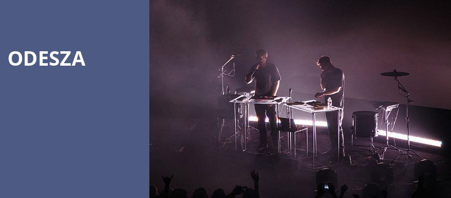 Odesza, Dailys Place Amphitheater, Jacksonville