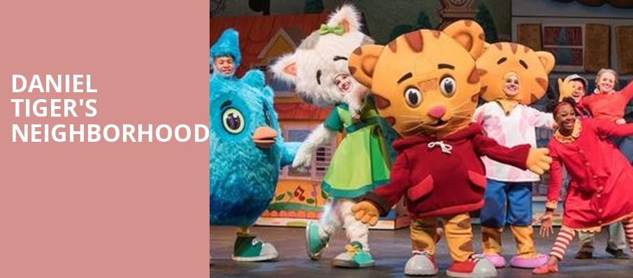 Daniel Tigers Neighborhood, Florida Theatre, Jacksonville