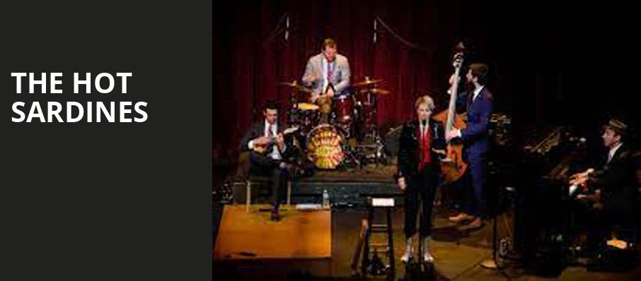 The Hot Sardines, Florida Theatre, Jacksonville