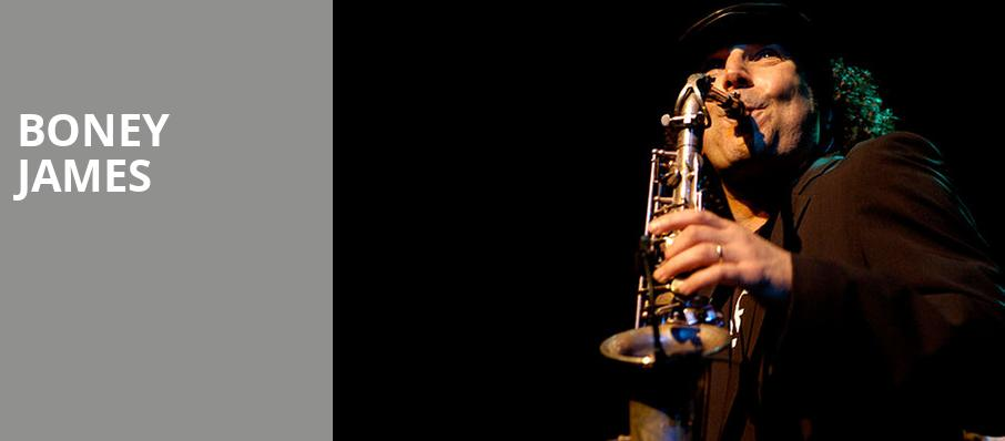 Boney James, Florida Theatre, Jacksonville