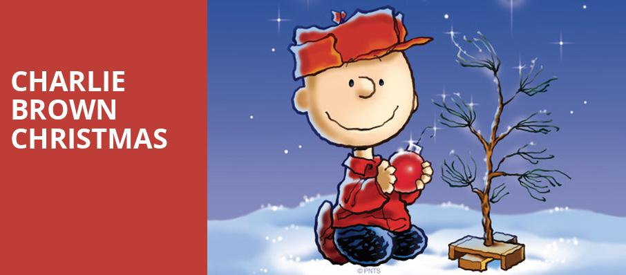Charlie Brown Christmas, Florida Theatre, Jacksonville