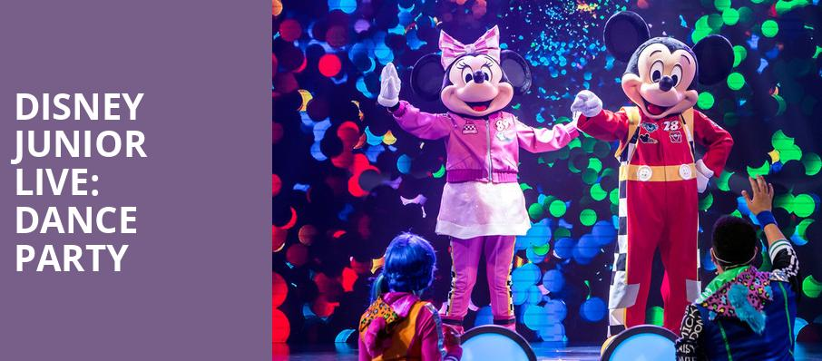 Disney Junior Live Dance Party, Florida Theatre, Jacksonville