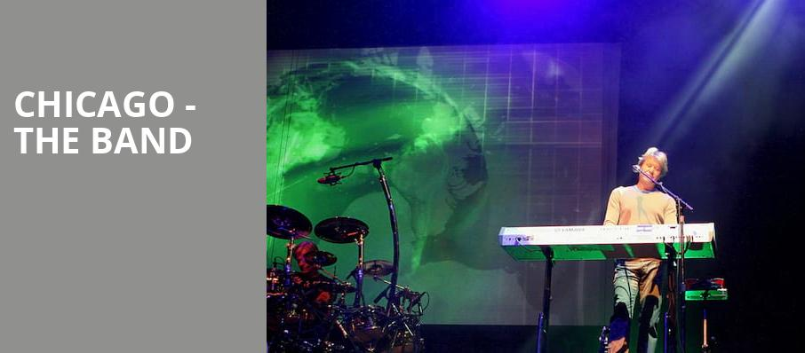 Chicago The Band, Ponte Vedra Concert Hall, Jacksonville