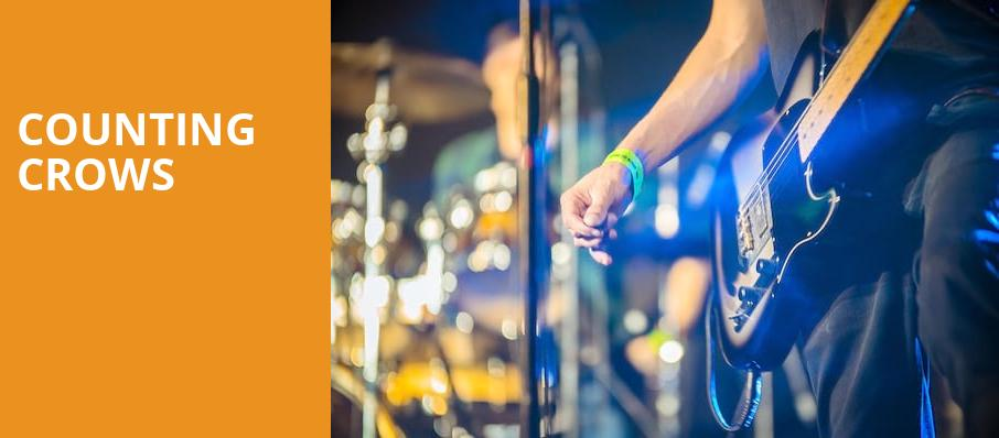 Counting Crows, Dailys Place Amphitheater, Jacksonville
