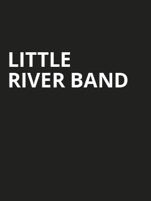 Little River Band, Florida Theatre, Jacksonville