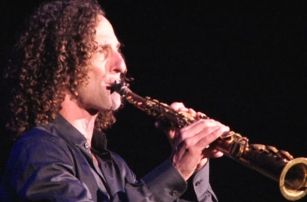 Kenny G, Florida Theatre, Jacksonville