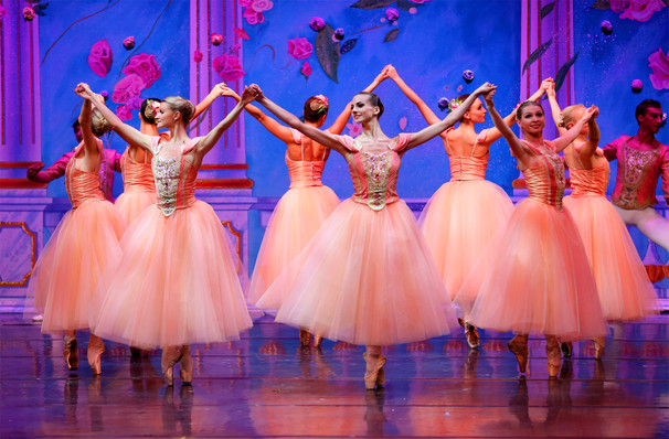 Moscow Ballets Great Russian Nutcracker, Florida Theatre, Jacksonville
