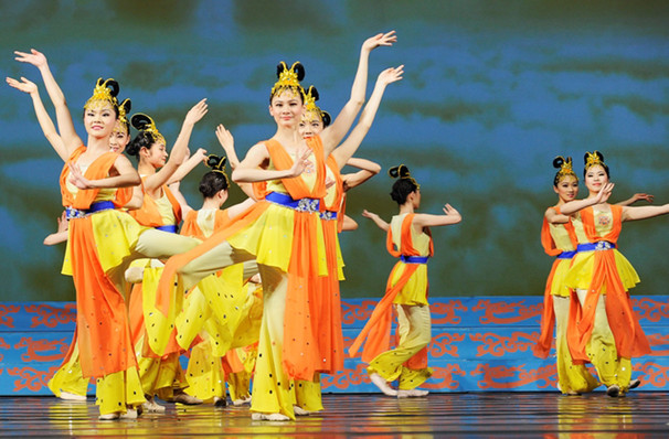 Dates announced for Shen Yun Performing Arts