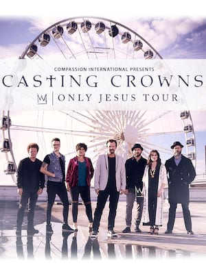 Casting Crowns Poster